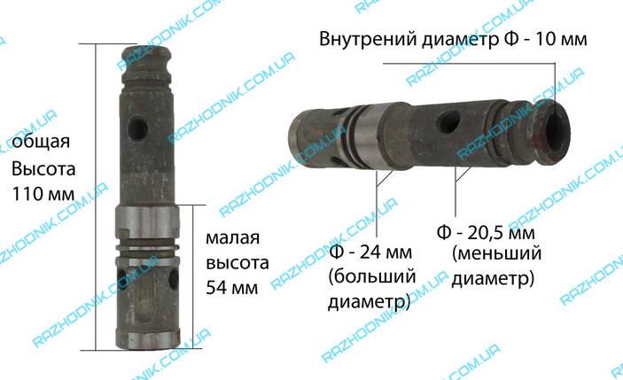 Ствол для перфоратора 24x110 (УНИВЕРСАЛЬНЫЙ), фото 2