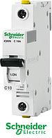 """Автоматический выключатель IC60N C 1p 10A  ТМ """"Schneider Electric"""""""