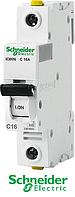 """Автоматический выключатель IC60N C 1p 6A  ТМ """"Schneider Electric"""""""