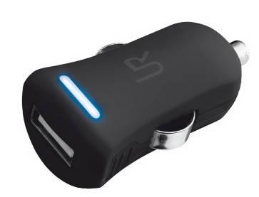 Автомобільний зарядний пристрій TRUST URBAN Smart Car Charger (Black), фото 2