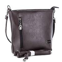 Женская сумка клатч W757 coffee.Купить сумки клатчи оптом и в розницу  в Украине.