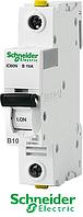 """Автоматический выключатель IC60N В 1p 10A  ТМ """"Schneider Electric"""""""