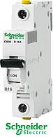 """Автоматический выключатель IC60N В 1p 16A  ТМ """"Schneider Electric"""""""