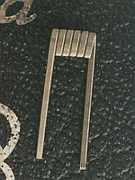 Triple Fused clapton (готовая спираль)