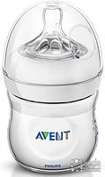 Бутылочка для кормления Philips Avent Natural, 125 мл (SCF690/17)