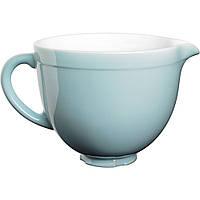 Керамическая чаша для миксера 4,8л голубой лед 5KSMCB5GB Kitchenaid