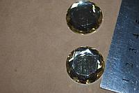 Камень с гранями на клей бежево серый