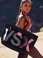 Большая спортивная, дорожная сумка женская Victoria's Secret 1724, фото 1