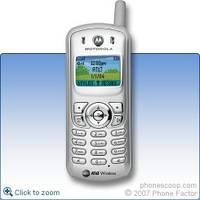 Сотовый телефон Motorola с353t Color. D'Amps (не GSM, не CDMA)