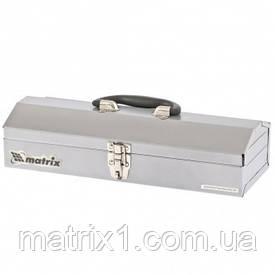 Ящик для инструмента, 410 х 154 х 95 мм, металлический// MTX