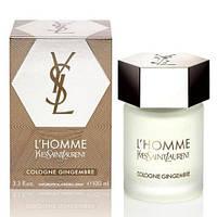 Мужская парфюмированная вода Yves Saint Laurent L`Homme