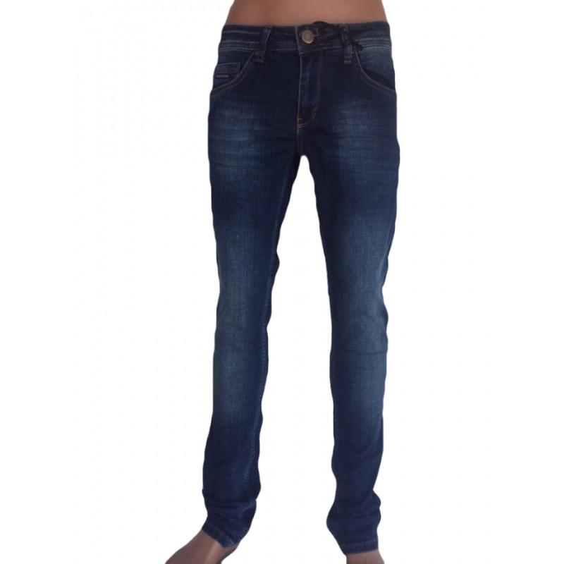 Мужские джинсы 17-356 ًсиние