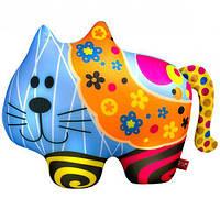 Антистрес игрушка Кот в цветок  DT-ST-01-62