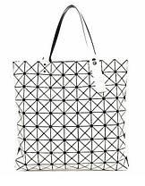 Женская сумка с лазерным геометрическим дизайном, фото 2
