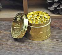 Гриндер металлический «GOLD» 50 мм.