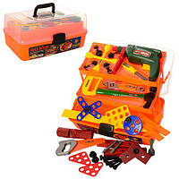 Набор инструментов в ящике 2108