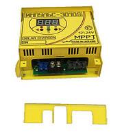 MPPT Контроллер заряда солнечной батареи Импульс 30А-12В-AUX 3010S, фото 2