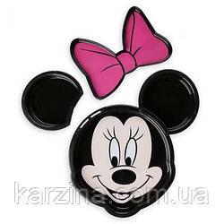 Чудо разборная тарелка Minnie Mouse Disney