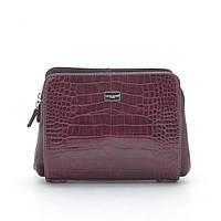 Женская сумочка D. Jones CM3528 bordeaux