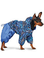 "Дождевик ""Фокс"" Pet Fashion размер M"