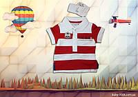 Рубашка поло Mayoral newborn для новорожденного  60см