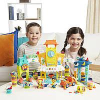 Набор для лепки Play-Doh  3 в 1 Центр Города