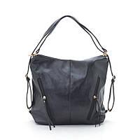 Женская сумка-рюкзак TY65039 черная