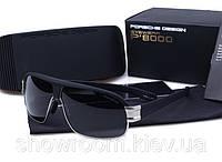 Солнцезащитные очки Porsche Design c поляризацией (p8517) серебрянная оправа