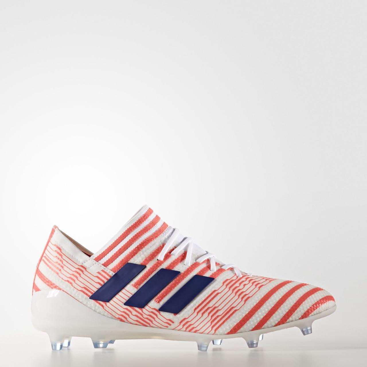 Женские футбольные бутсы Adidas Perofrmance Nemeziz 17.1 FG (Артикул   CG3393) 38bf538f473