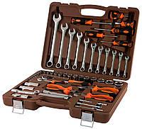 Набор ручного инструмента Ombra OMT55S 55 шт