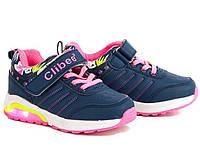 Детские стильные кроссовки Clibee, размер 29