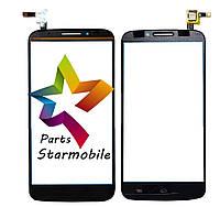 Сенсорный экран для мобильного телефона Umi Emax, черный, ORIG