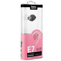 Bluetooth-гарнитура Hoco E7 Black, фото 3