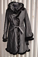 Супер цена! Пальто пихора на кроличьей подстежке 48, 50, XL, XXL, фото 1