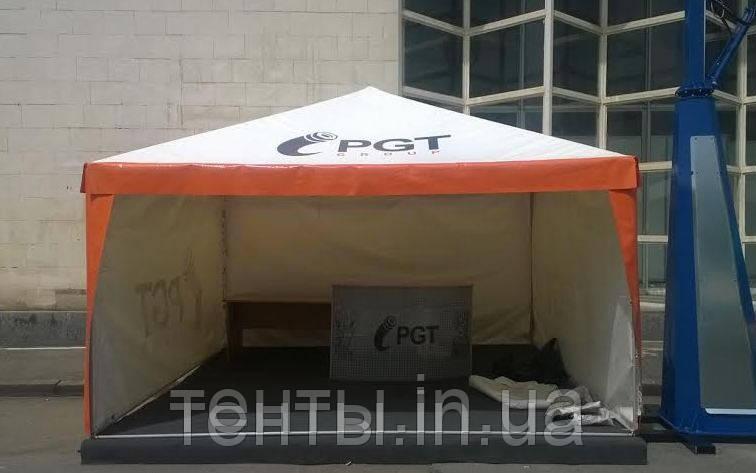 Палатки выставочные, рекламные, торговые