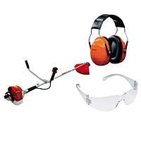 Мотокоса Maruyama MX21H (навушники, очки, режущий диск, косильная головка) + масло + бесплатная доставка по Украине