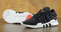 Мужские кроссовки Adidas EQT черные 36, фото 1