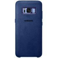 Чехол для моб. телефона Samsung для Galaxy S8+ (G955) Alcantara Cover Blue (EF-XG955ALEGRU)