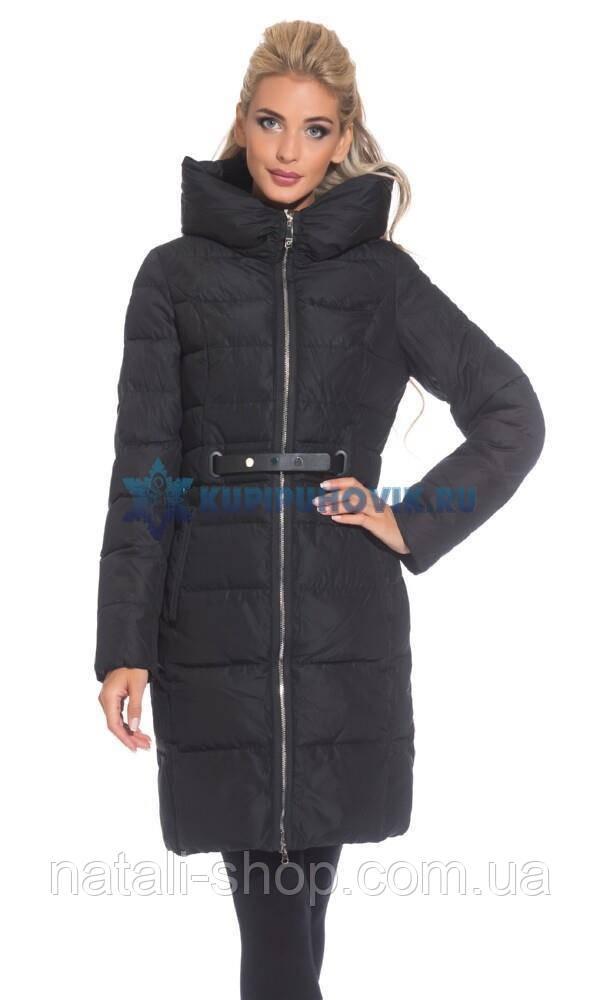 Коллекция зима 2017-2018, зимнее пальто пуховик Lusskiri  L, XL, XXL - NataliShop в Ровно