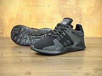 Мужские кроссовки Adidas EQT черные