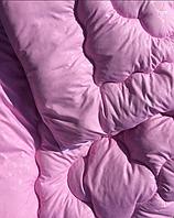 Одеяло Евро с овечьей шерстью, расцветки в ассортименте