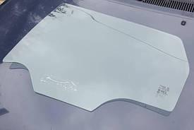Боковое стекло левое задней двери Nissan QASHQAI 2006-2014