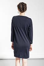 Платье женское Glo-Story синего цвета, фото 3