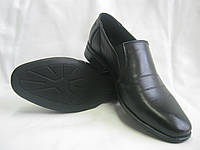 Туфли кожаные модельные подростковые