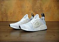 Женские кроссовки Adidas NMD (white), фото 1