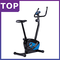 Велотренажер Elitum RX100 black . ГАРАНТИЯ 2 года, для дома и спортзала