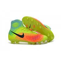 Футбольные мужские бутсы Nike Magista Obra II FG