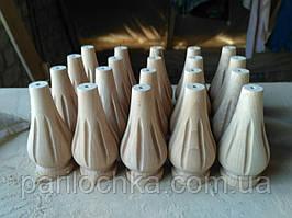 Деревянные ножки  для мебели, точенные из дерева