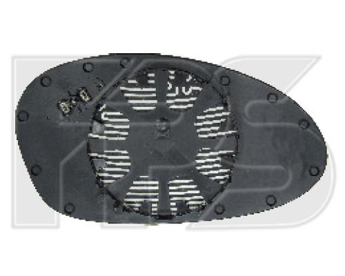 Вкладыш зеркала BMW 1 E87 04-12 левый (FPS) FP 1408 M15
