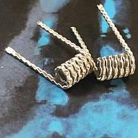 Zipper Fused Clapton (готовая спираль)